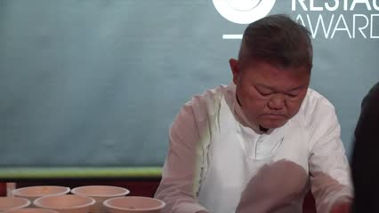 Singapore chefs at the first World Restaurant Awards | Video