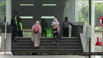 Jakarta to reimpose large-scale COVID-19 restrictions | Video