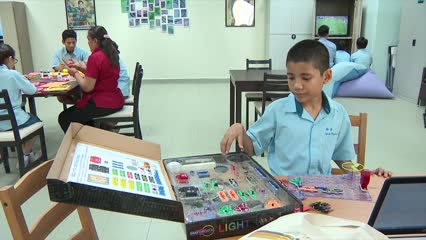 After-school programmes help disadvantaged students regain confidence | Video