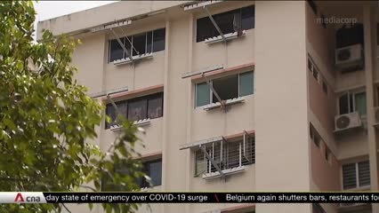 Energy-saving centralised cooling system rolled out at new Tengah estate   Video