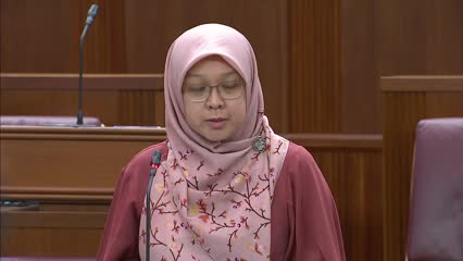 Intan Azura Mokhtar on Protection from Online Falsehoods and Manipulation Bill