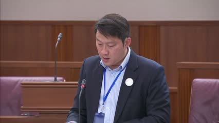 Lam Pin Min responds to MPs' clarifications on Merchant Shipping (Maritime Labour Convention) (Amendment) Bill