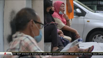 Malaysian homeless back on the streets as COVID-19 lockdown eases | Video