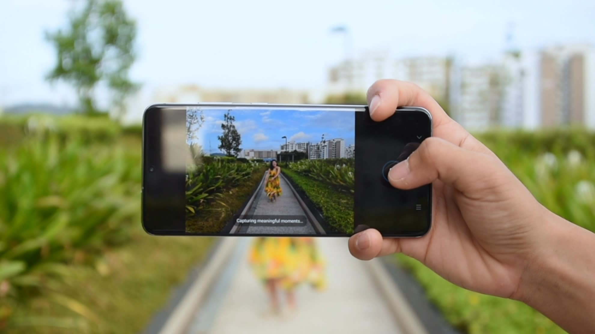 Roadtesting the Samsung Galaxy S20 Ultra 5G's cameras | CNA Lifestyle