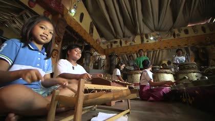 Philippines' cultural centre helps underprivileged kids | Video
