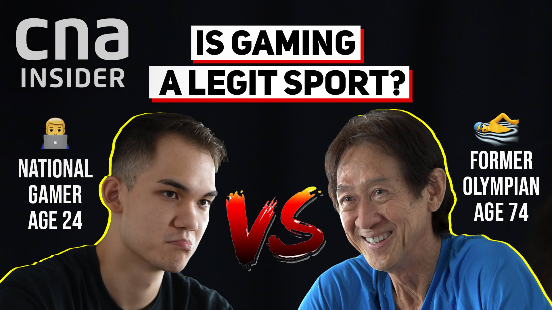 Ex-Olympian vs gamer: Is e-sports a real sport? Should it be in the Olympics?