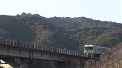 Road Trip On Tosa Kuroshio Railway Line (Part 1)