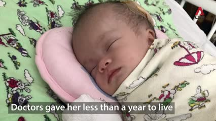 Baby Hoai An: Abandoned in Vietnam, fighting for her life in Singapore