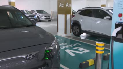 SP Group rolls out more electric vehicle charging points | Video