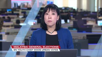 Barisan Nasional youth chief woos urban votes