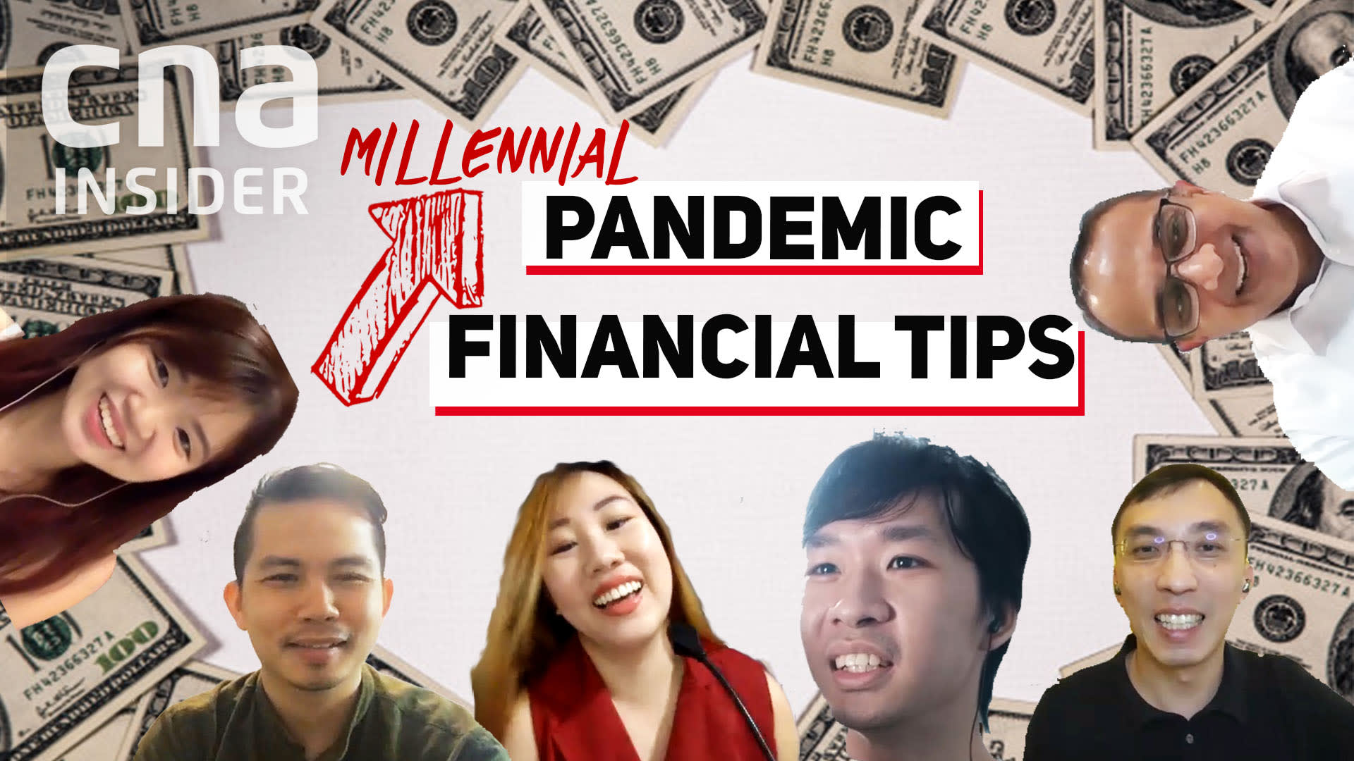 Pandemic financial advice for Millennials (by mostly Millennials)