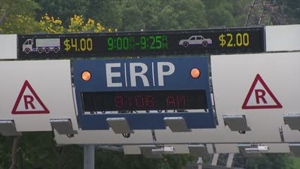 ERP rates to be cut at 96% of gantries as road traffic declines amid COVID-19 outbreak | Video
