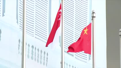 Singapore, China sign several agreements, including free trade agreement upgrade | Video