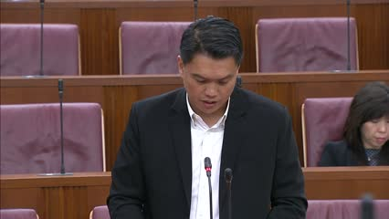 Committee of Supply 2020 Debate, Day 1: Patrick Tay on Employment Claims Tribunals