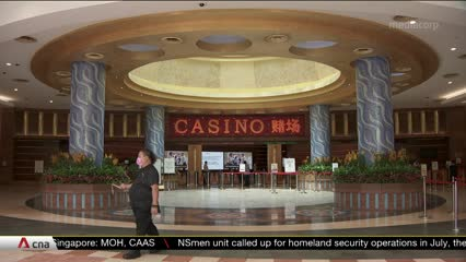 COVID-19: Integrated resorts have to go extra mile in service to reel customers back in, say experts | Video