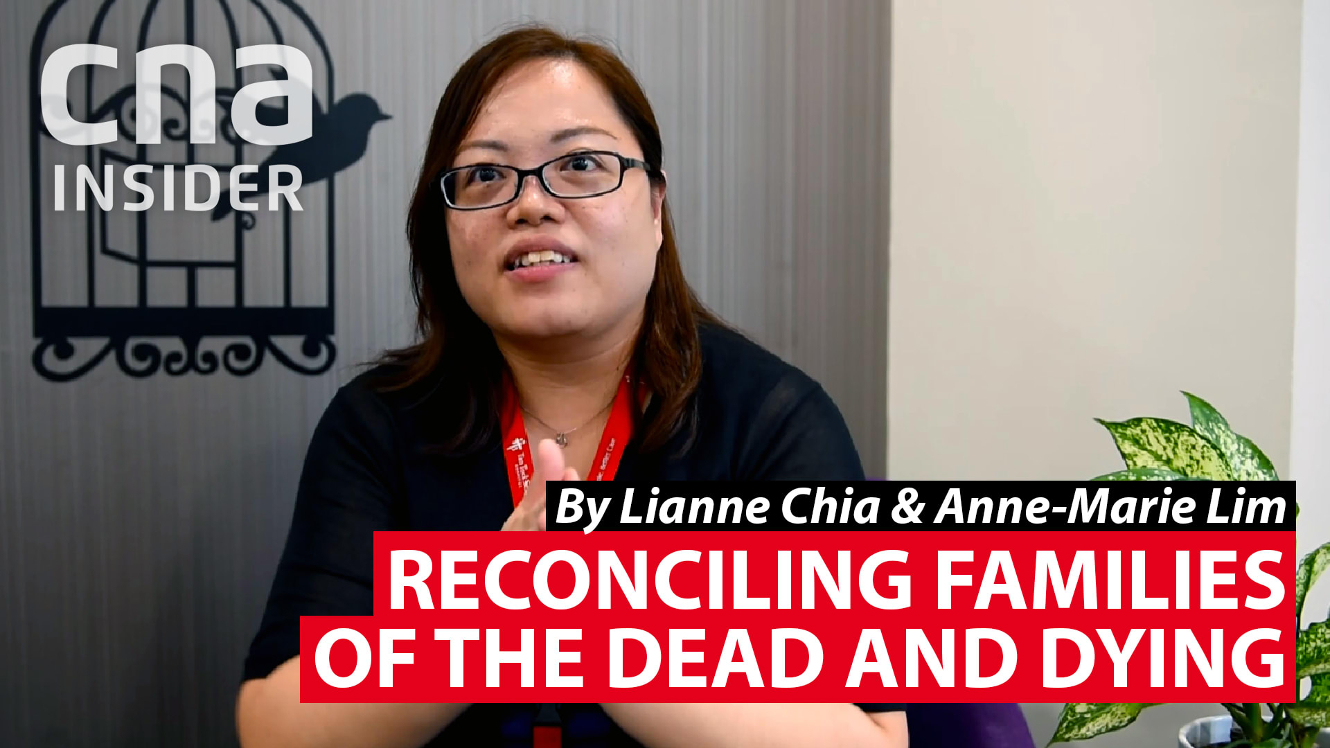 Reconciling families of the dead and dying