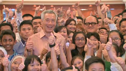 'Small countries need to be friends with one another': PM Lee