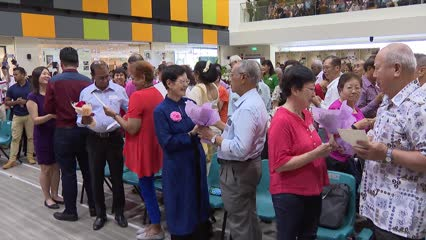 90 couples renew marriage vows at Bicentennial commemoration event   Video