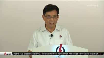Singaporeans' desire for greater diversity and checks and balances 'here to stay': Heng Swee Keat | Video