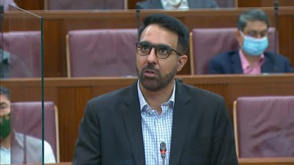 Pritam Singh on reviewing Singapore's justice system