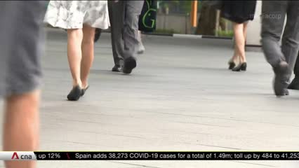 MOM, NTUC, employers federation issue new advisory on mental well-being at workplaces | Video