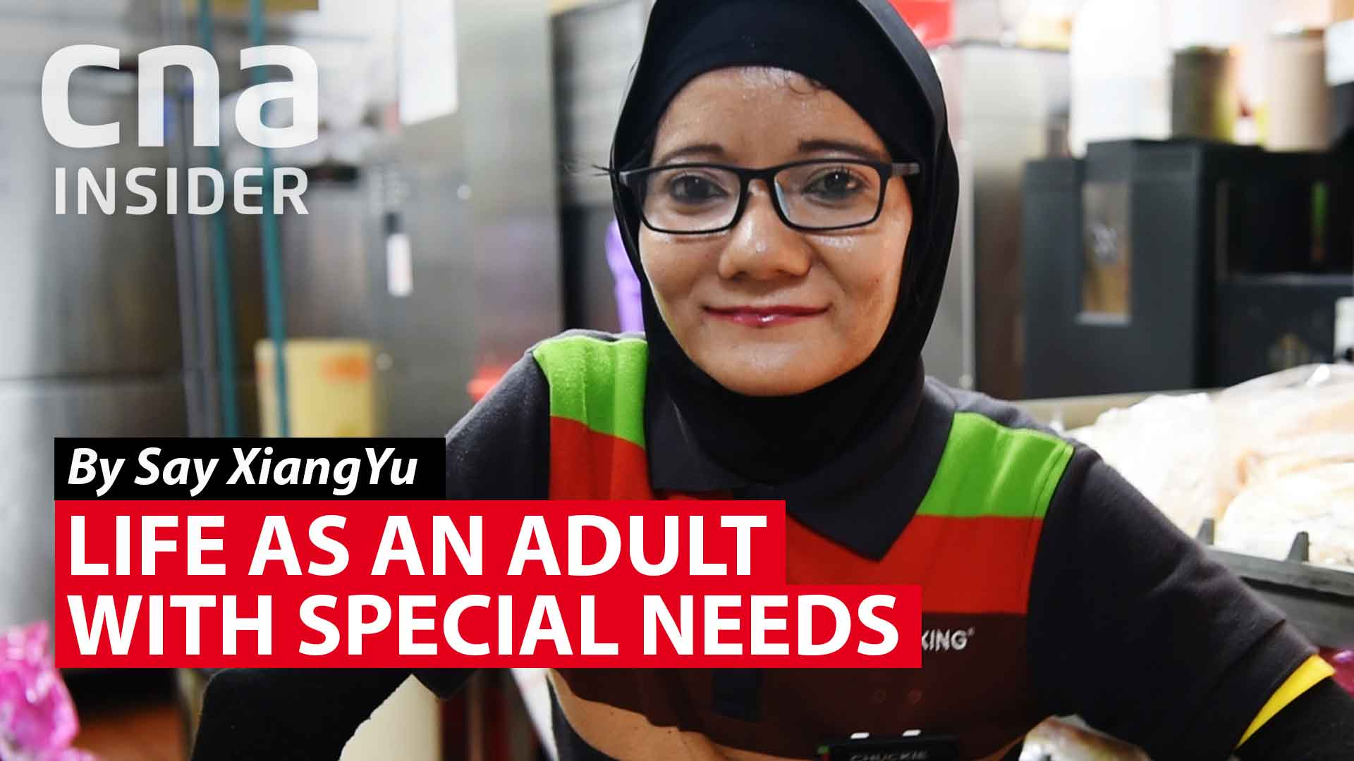 Life as an adult with special needs