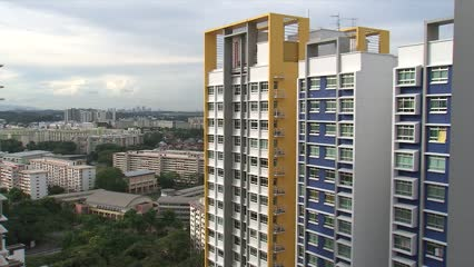 Private home prices fell 0.6% in Q1: URA | Video