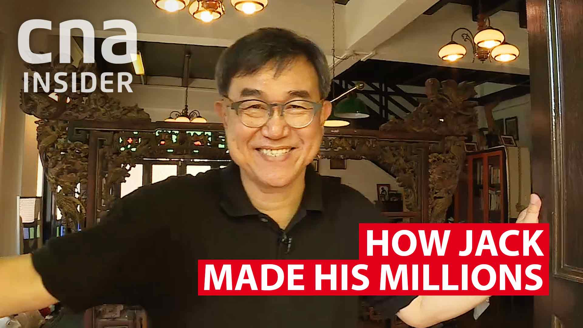 How Jack Sim Made His Millions