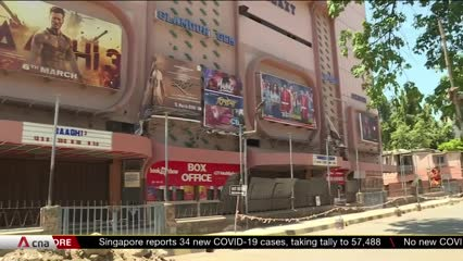 Bollywood takes steps towards reopening, but challenges still ahead | Video