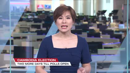 Cambodia election sees most participants in 20 decades | Video