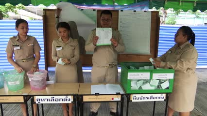Monitor says Thai election campaign 'heavily tilted' to benefit military government
