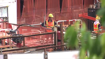 HK's most expensive rail project faces cost overruns | Video
