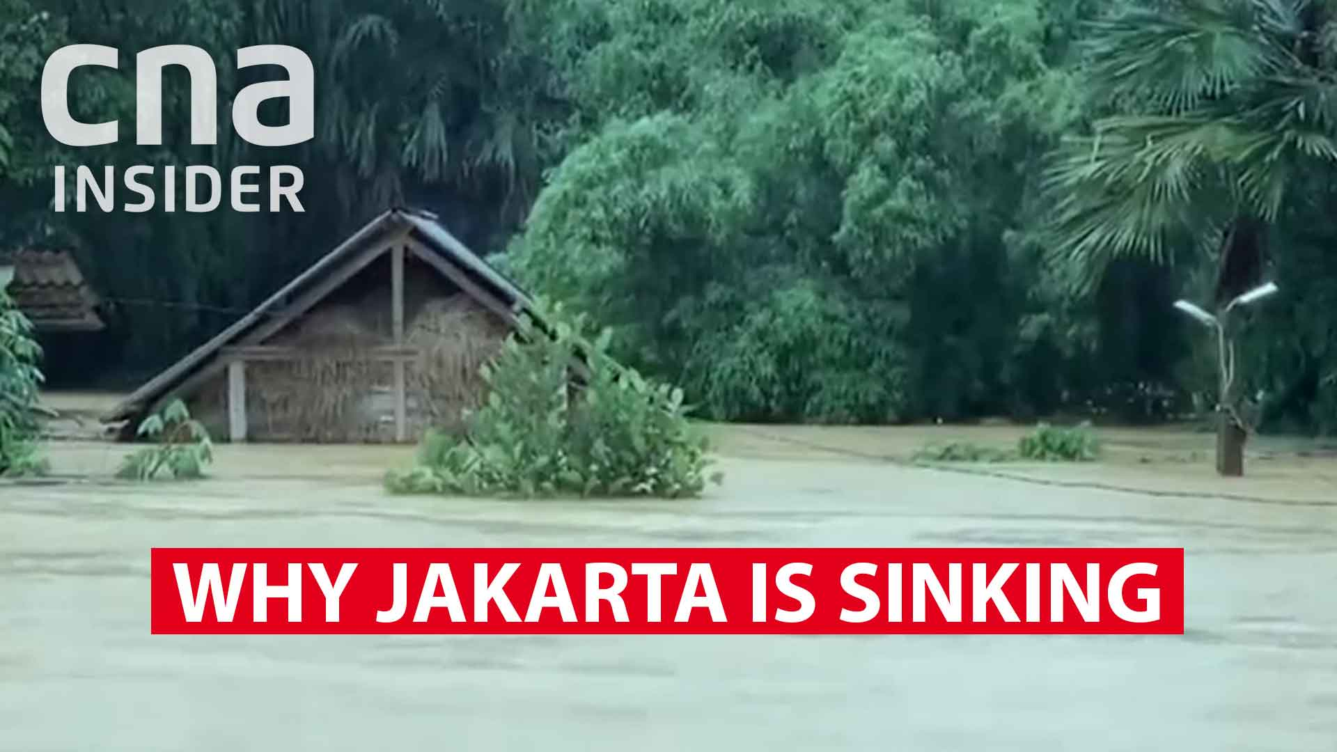 Why Jakarta is sinking