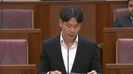 Louis Ng on Home Team Science and Technology Agency Bill