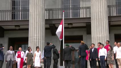 Fresh recording of Singapore national anthem makes debut | Video