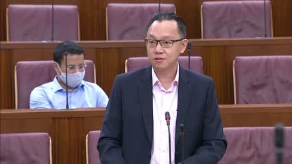 "Tan Wu Meng on ""white pump fuel dispensing"" in petrol market"