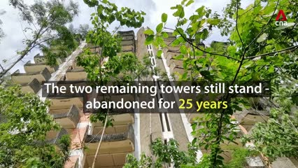 The KL Highland Towers disaster 25 years on: Revisiting the abandoned blocks | Video
