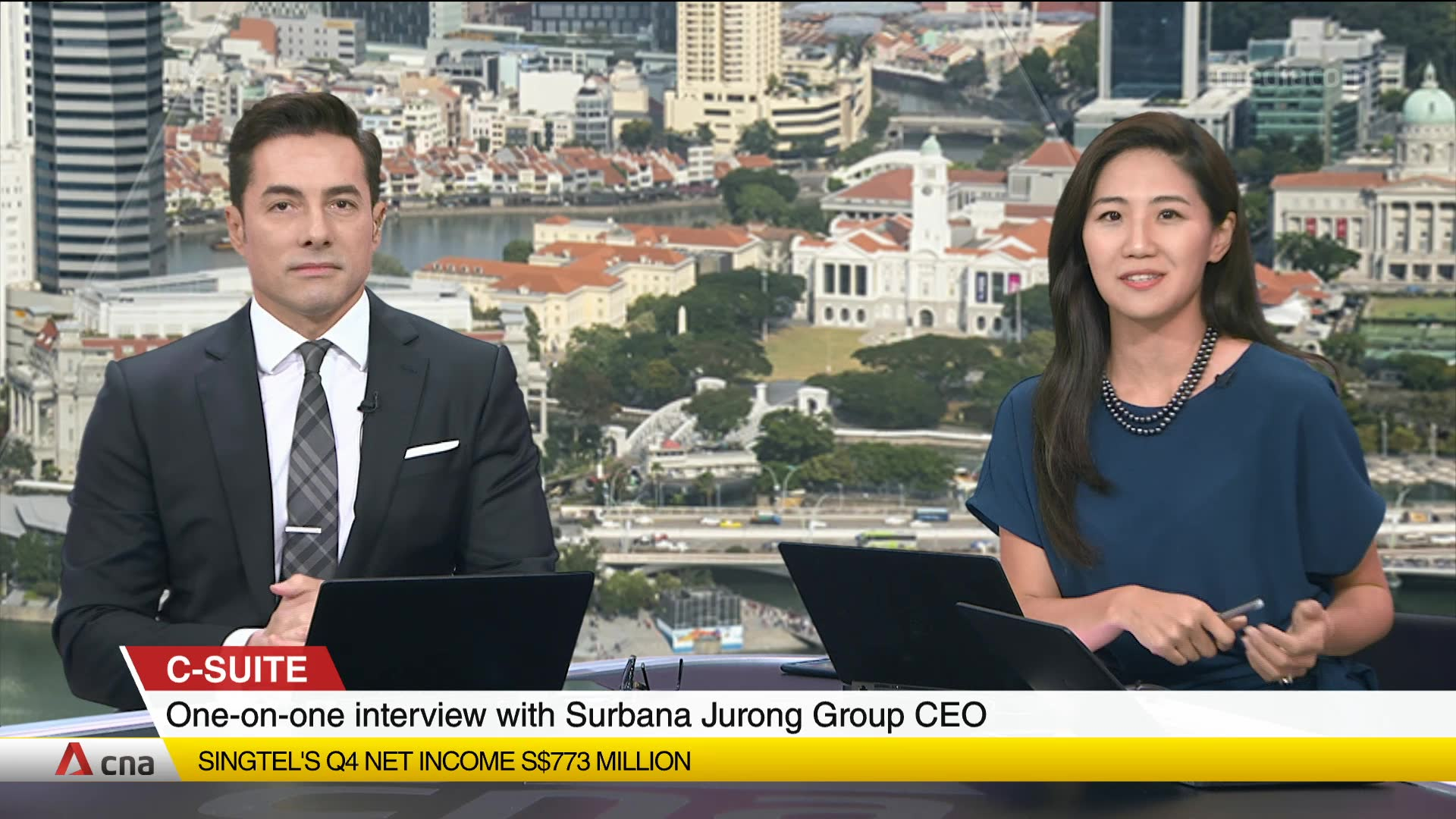 C-Suite: Wong Heang Fine, Surbana Jurong Group CEO