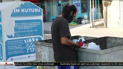 Turkey's plastic waste problem worsens due to COVID-19   Video