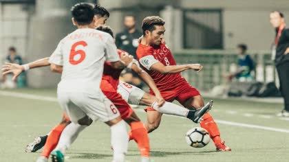 Football: Singapore's Home United prepare for North Korea trip | Video