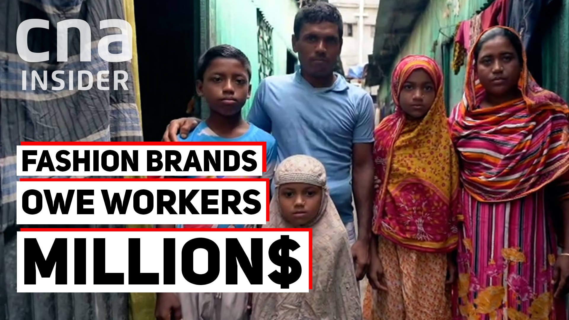 World's Fashion Brands Leave Workers & Factories Unpaid, Amid COVID-19