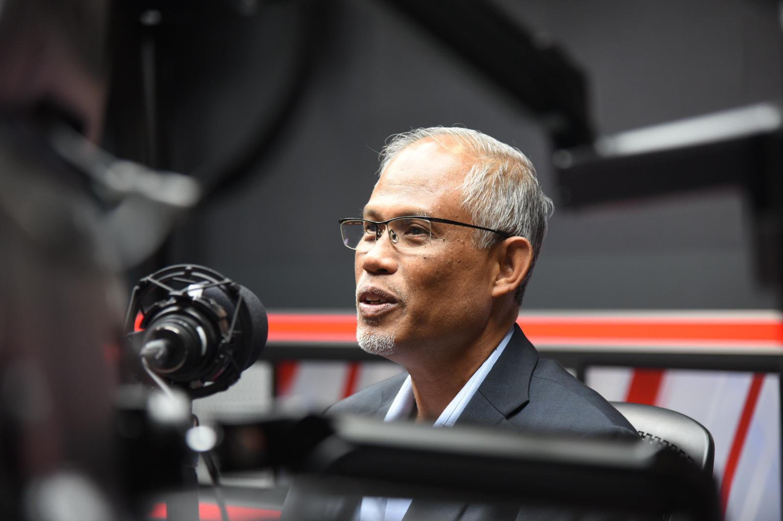 CNA938 interview: Masagos Zulkifli warns of calamity if Singapore doesn't deal with climate change threat