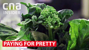 Why you're paying more for pretty veggies