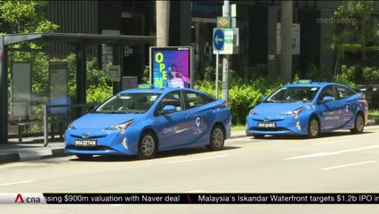 COVID-19: Government sets aside additional S$112 million to help taxi, private-hire car drivers and operators | Video