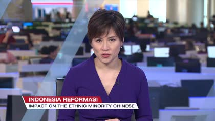 Indonesian Chinese still traumatised by country's 'Reformasi' 20 years on