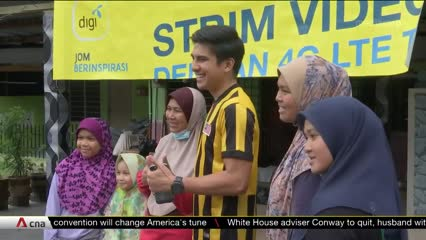 Former Malaysian youth and sports minister Syed Saddiq to form new political party | Video