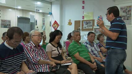 Tripartite workgroup sees need to raise retirement and re-employment ages   Video