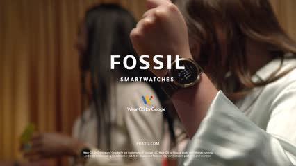 A Gift That Wraps Around The Wrist: Fossil's Smart Watches Are Made For Everyone