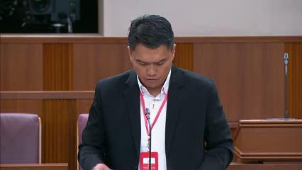 Patrick Tay on Merchant Shipping (Maritime Labour Convention) (Amendment) Bill