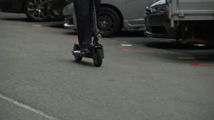 Possible e-scooter ban would hurt retailers, hobbyists | Video